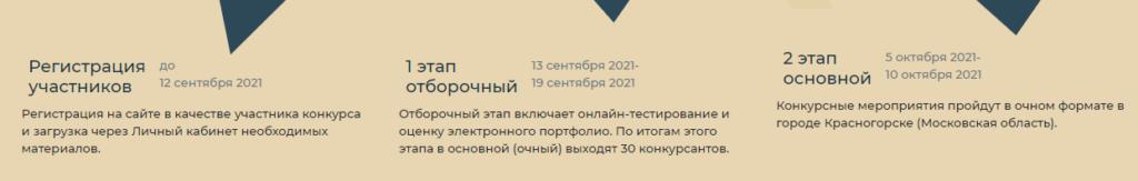 Директор года 2021 этапы и сроки